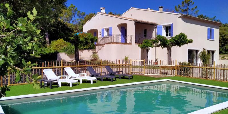 Location en Drôme Provençale